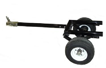 motorcycle trailer rolling chassis