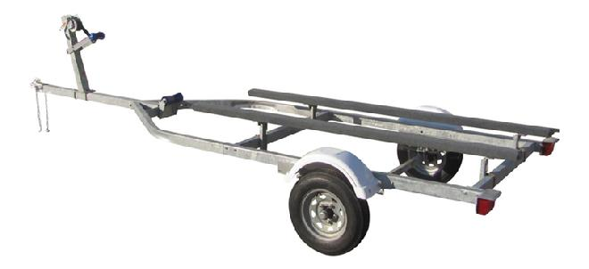 14 foot boat trailer kit