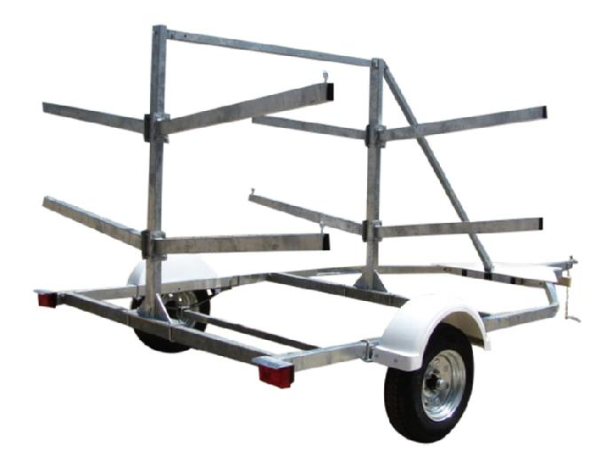 12 to 16 holder kayak trailer