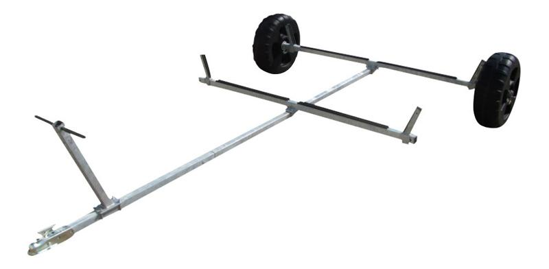Magneta Trailers Receiver Hitch Carriers Amp Trailer