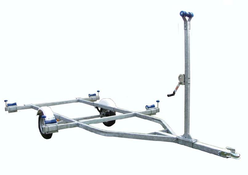 ucat2 catamaran boat trailer kit